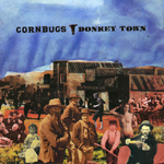 Donkey Town CD Front Cover