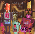 Rest Home For Robots CD Backcoer
